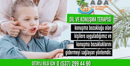 Dil ve Konuşma Terapisi Bornova