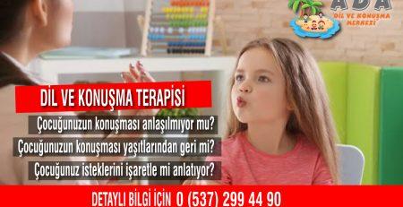 Dil ve Konuşma Terapisi Karabağlar