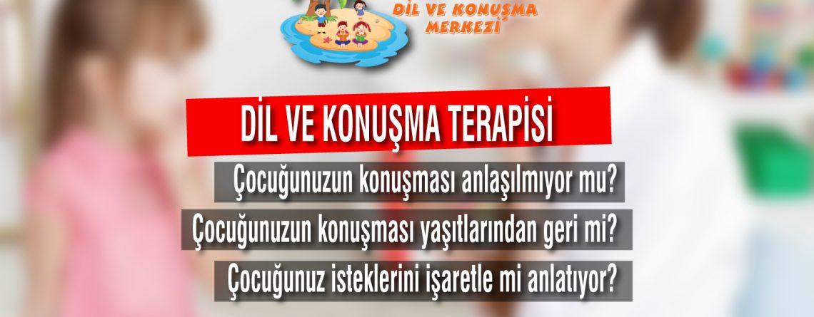 Dil ve Konuşma Terapisti İzmir