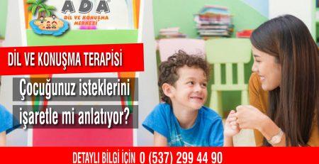 Dil ve Konuşma Terapisti Karabağlar