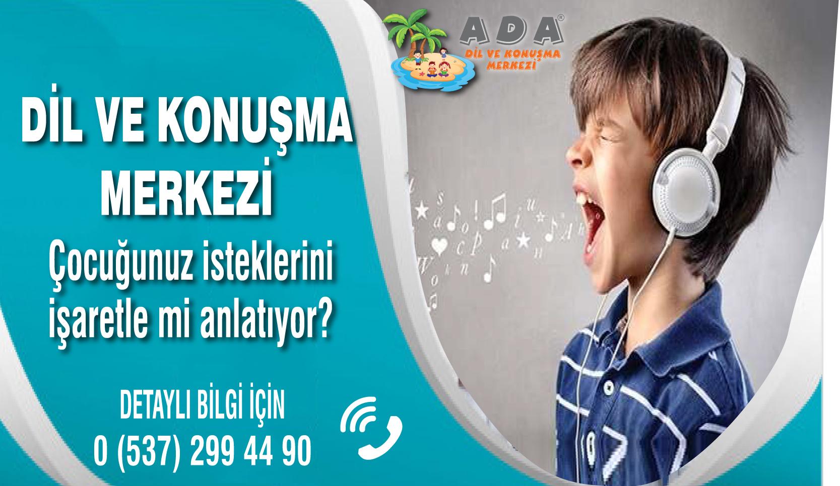 Dil ve Konuşma Merkezi Gaziemir