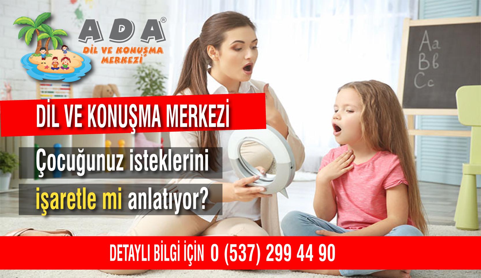 Dil ve Konuşma Merkezi İzmir