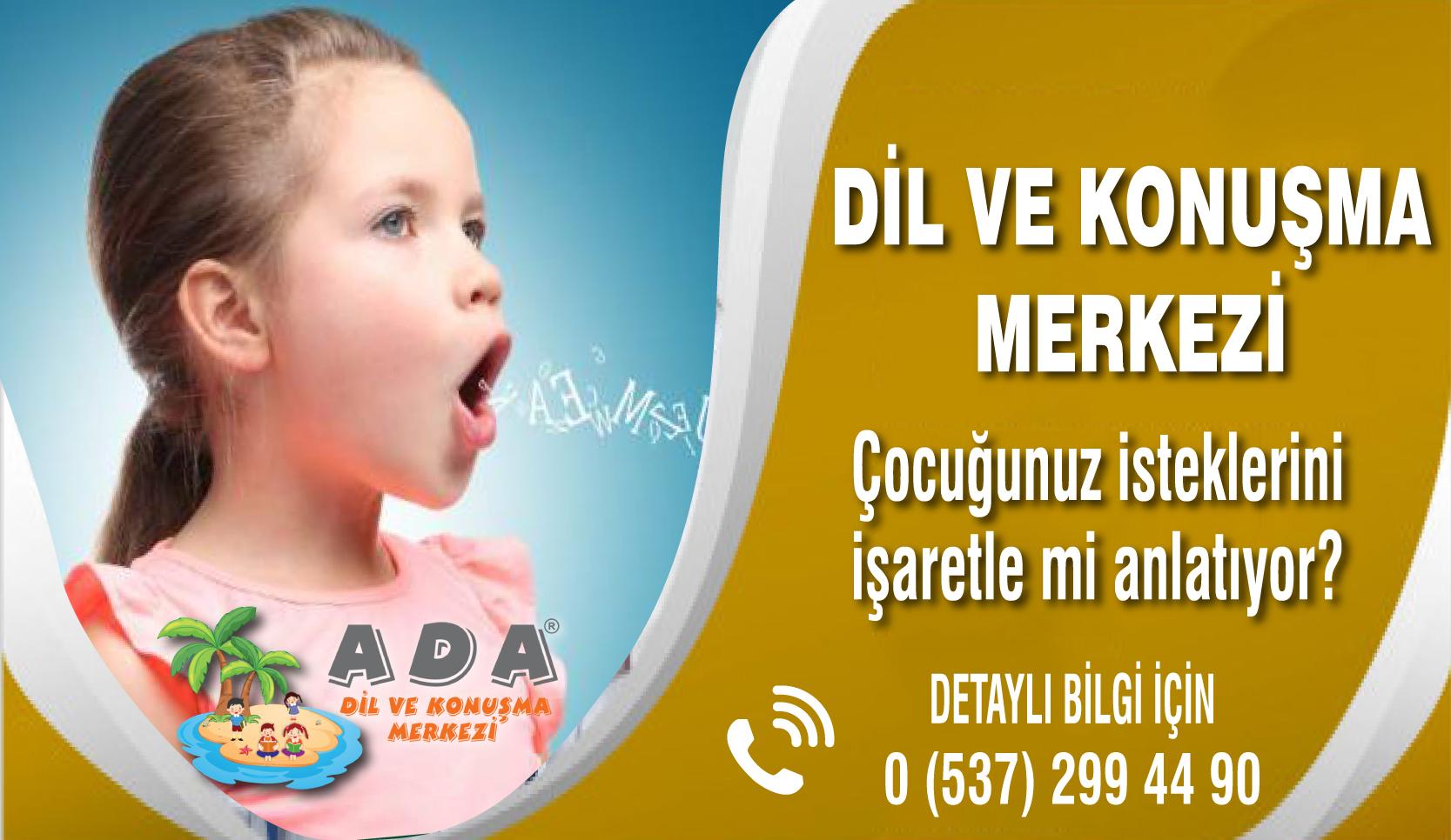 İzmir Dil ve Konuşma Terapisti