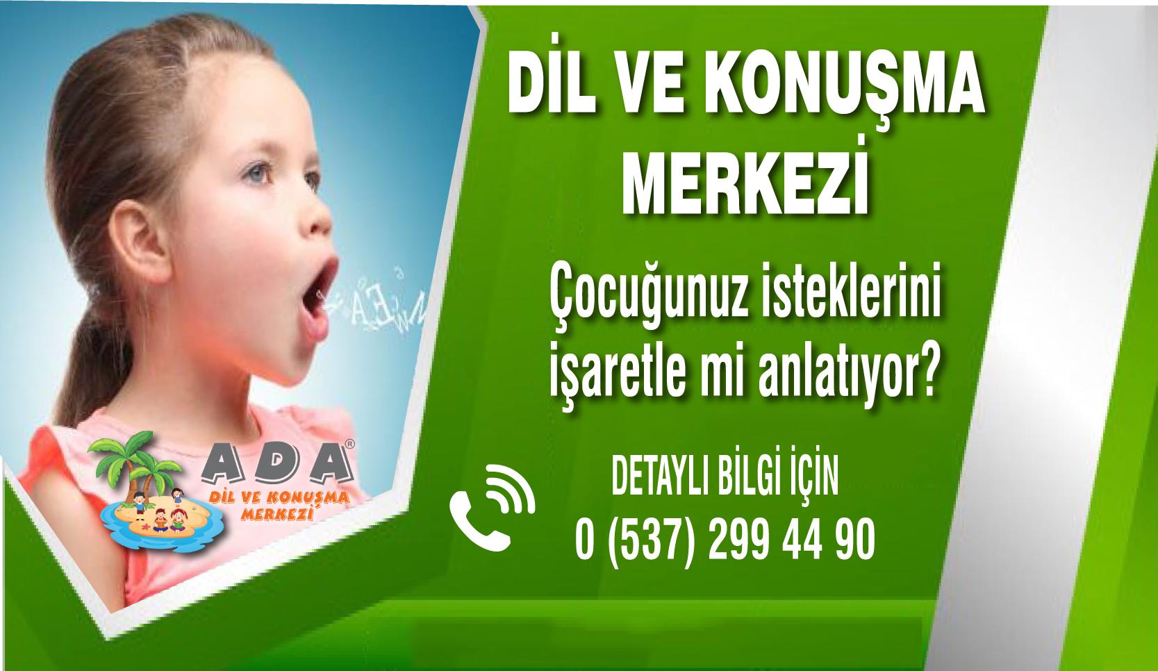 Karşıyaka Dil ve Konuşma Terapisi