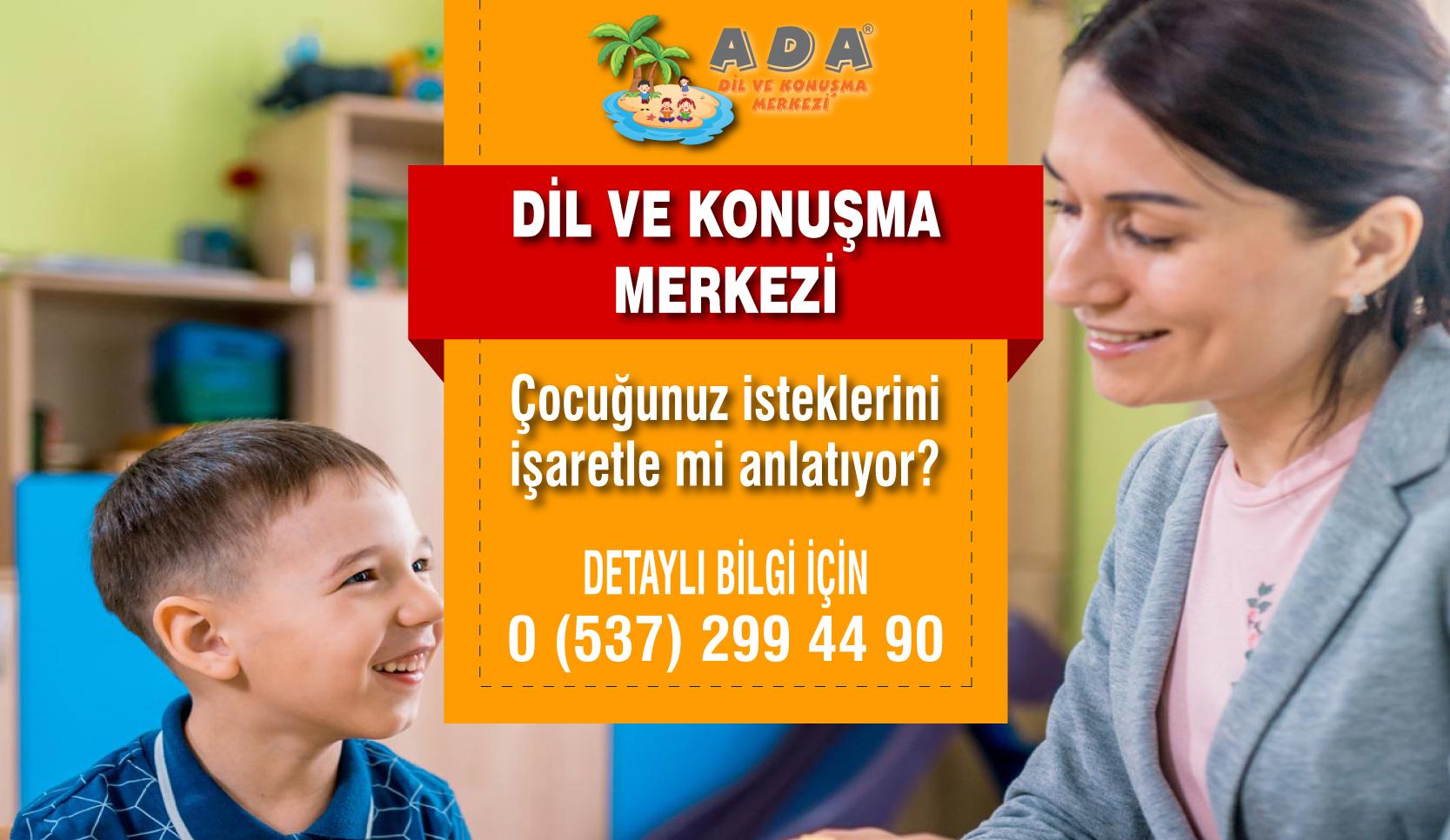 Dil Terapi Merkezi Bornova