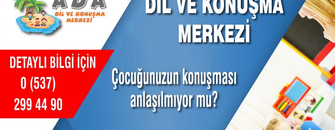 Dil Terapi Merkezi İzmir