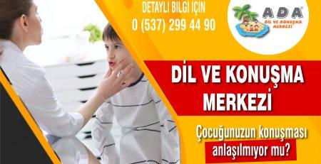 Dil Terapisi İzmir