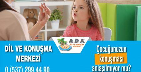 Gecikmiş Dil ve Konuşma İzmir